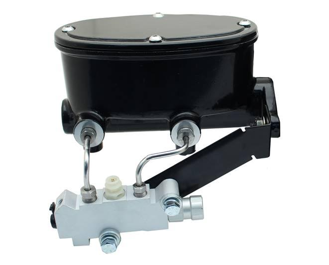 Factory Master Cylinder Compatible With 1970-1972 Chevrolet Chevelle//El Camino Disc//Drum Master Cylinder