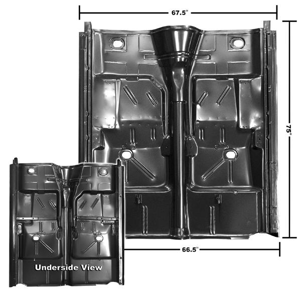 1962 Nova Door Panel 1963 Chevy Nova 4 Door Rear Door