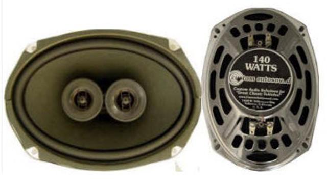 east coast chevelle chevelle restoration car parts 1970 1971 1972 chevelle dash speaker dvc 140 watts