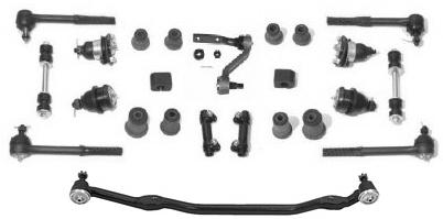 68 Chevelle Front Suspension Diagram