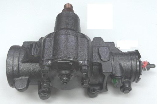 Suspension on 1969 Camaro Power Steering Box
